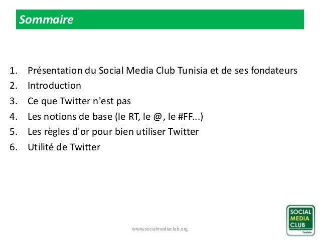 Twitter, le micro blogging en 140 caractères Slide 2