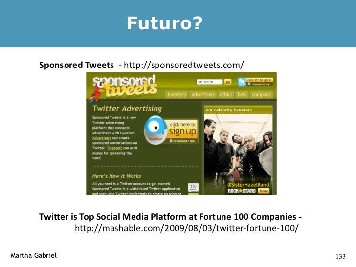 Twitter para Empresas, by Martha Gabriel