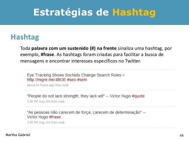 hashtags.org     Martha Gabriel                  71