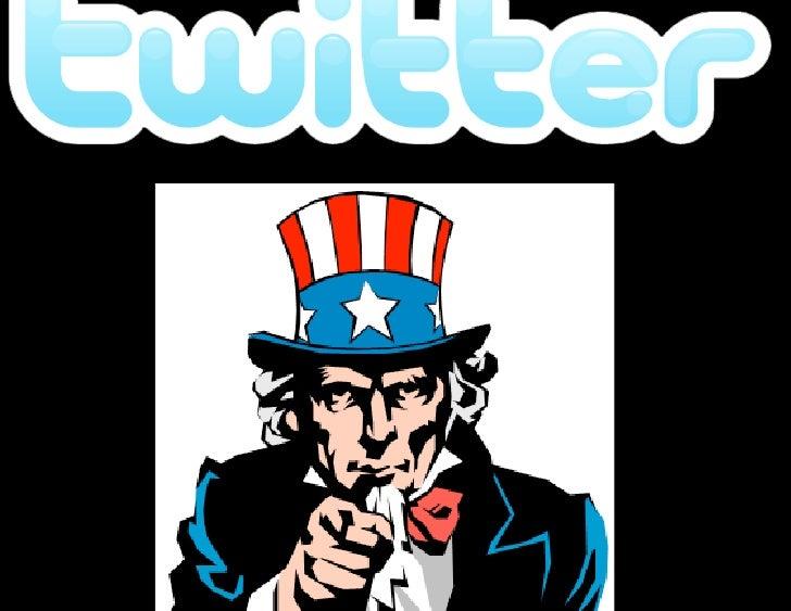 twitter + politics
