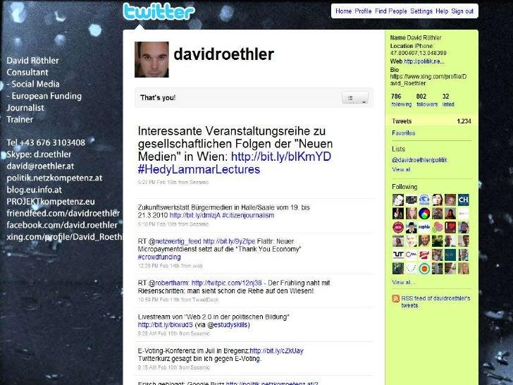 Twitter Slide 2