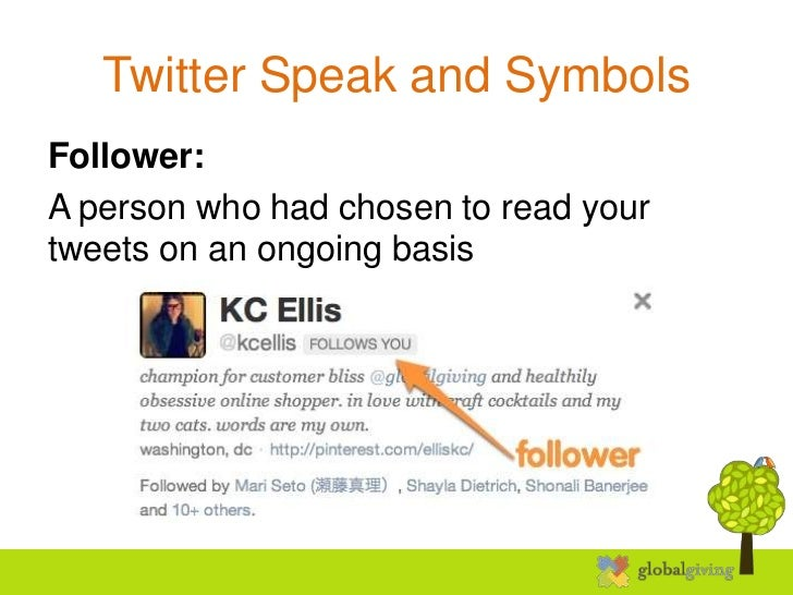 Twitter Powerpoint Beginner