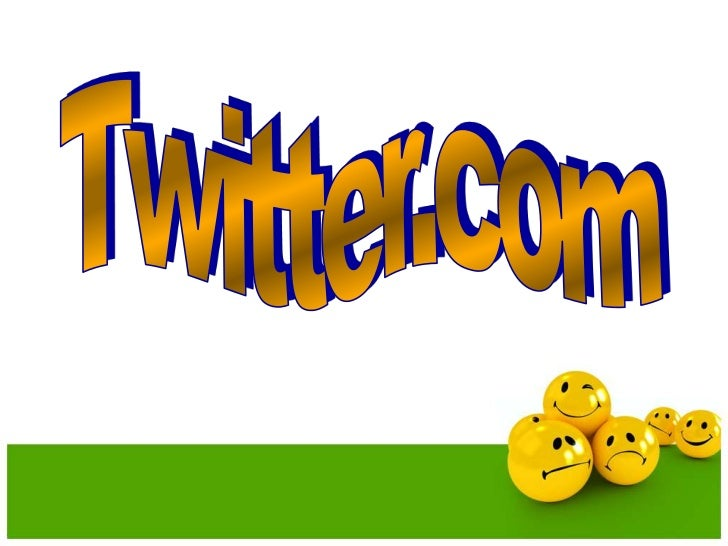 Tweets allow you to• have 24/7 participation  in 140 characters or  less• network with others in  a way that transcends  t...