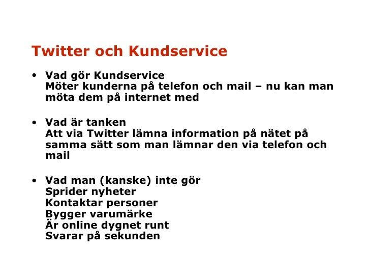 Mattias Handley –  http://www.spinell.se  Twitter guide, policy och tips <ul><li>Denna presentation är för företag och pri...