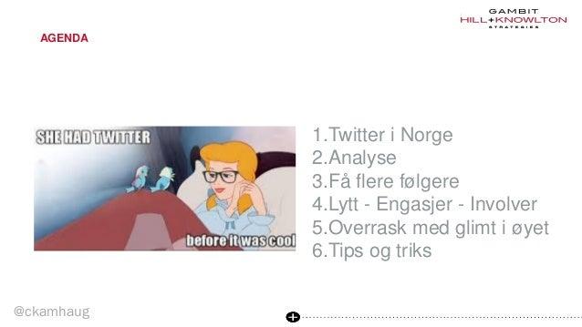 Twitter tips og_triks Slide 2