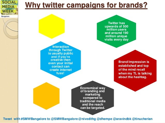 How to have a successful trending campaign in twitter Slide 3