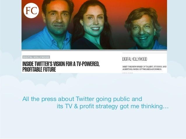 Twitter [tv] Channels Slide 2