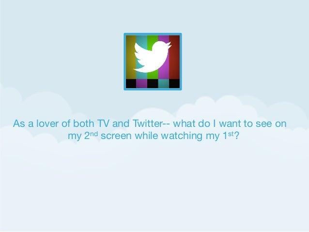 Twitter [tv] Channels Slide 3