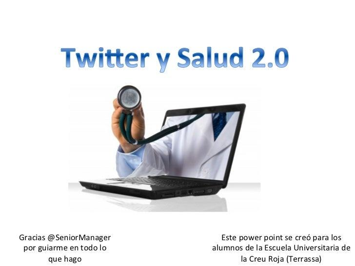 Gracias @SeniorManager                 Este power point se creó para los  por guiarme en todo l...