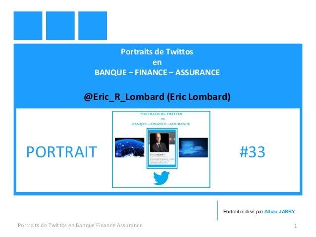 Portraits de Twittos en BANQUE – FINANCE – ASSURANCE @Eric_R_Lombard (Eric Lombard) Portraits de Twittos en Banque Finance...