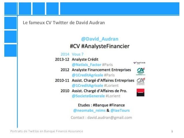 twittos en banque finance assurance - portrait  9
