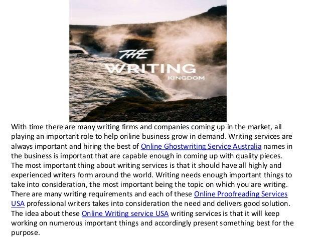 Essay editing service australia