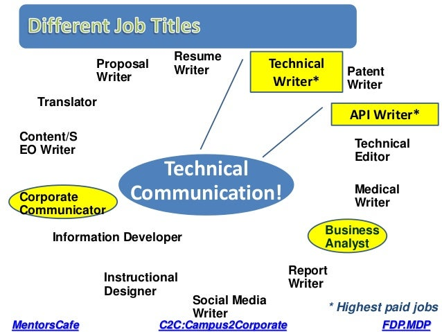 technical writing jobs