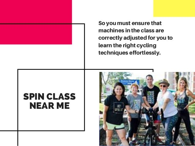 Two common questions concerning spin classes, answered