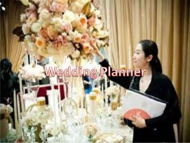 Wedding Planner Jobs.Two Jobs