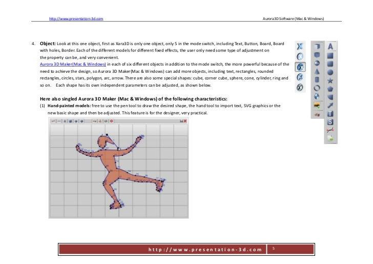 Aurora3D(Mac & Windows) and Xara3D - 3D Text Maker Reviews