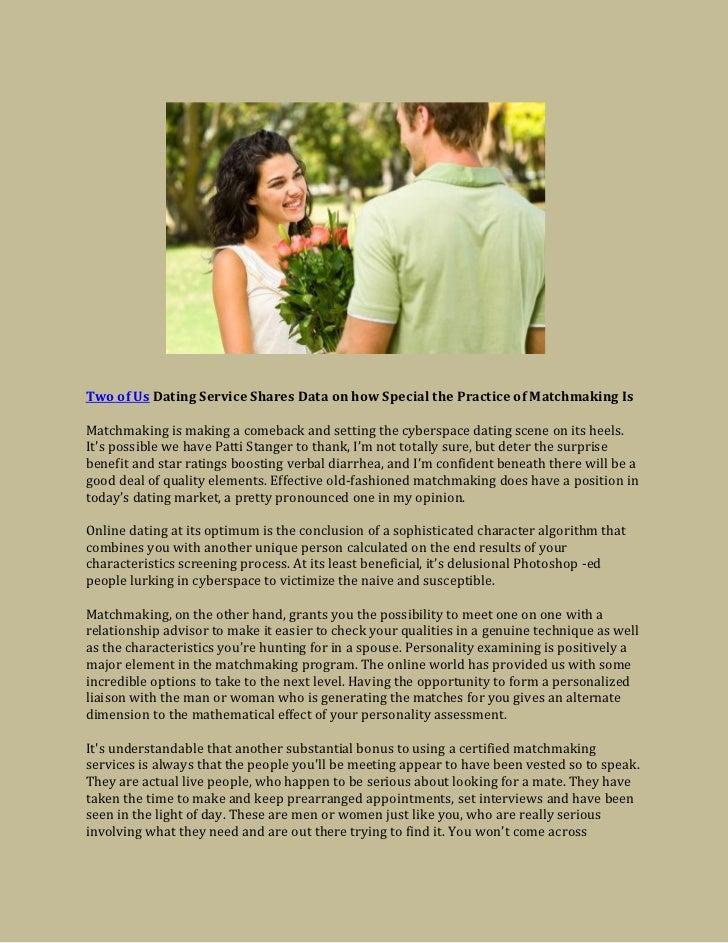 Star dating service online dating bedrägerier Dr Phil