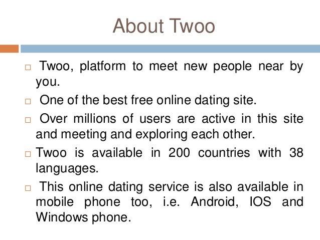 Twoo registration