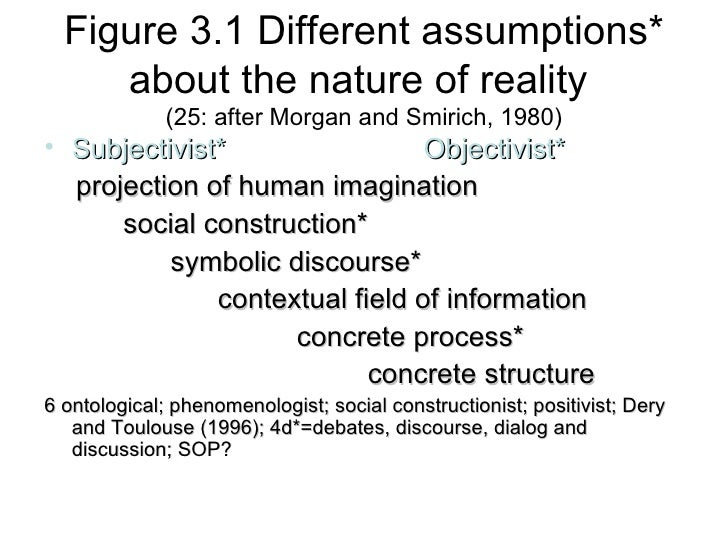 positivist paradigm phenomenological paradigm management essay This essay is to collect and exhibit a crude paradigmatic clue of doing a  quite  similar to that of the positivist tradition, the advocates of this  hermeneutic  phenomenological research paradigm  of management science methods  journal.