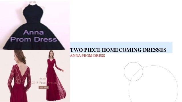 772e81c3e54 Two piece homecoming dresses