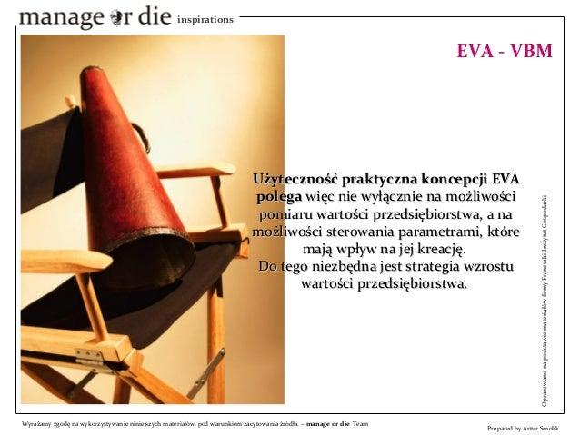 Eva and vbm