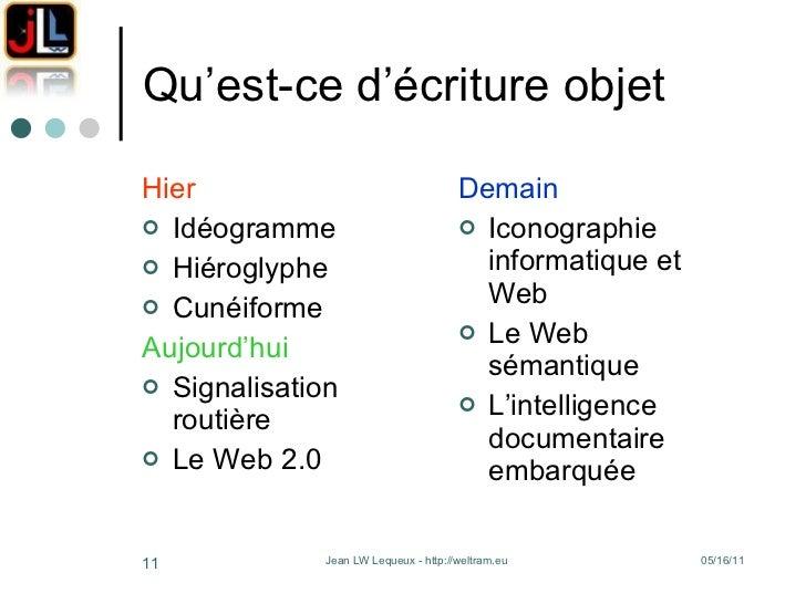 Qu'est-ce d'écriture objet <ul><li>Hier </li></ul><ul><li>Idéogramme </li></ul><ul><li>Hiéroglyphe </li></ul><ul><li>Cunéi...
