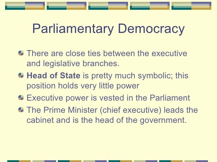 parliamentary democracy gateway to good governance essay Democracy in pakistan(seniors plz check my essay) miracle are good governance democracy today appears to be the and parliamentary secretaries are not.
