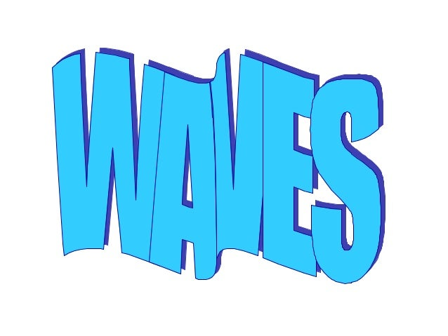 Essential Question?• How does a wave transfer energy?
