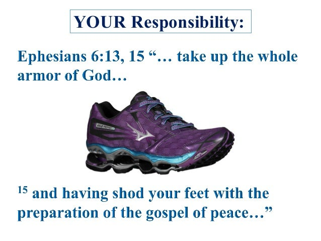 YOUR Responsibility: