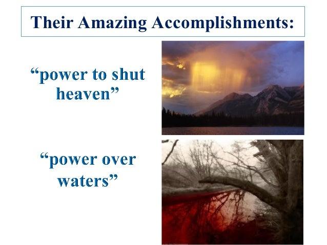 Their Amazing Accomplishments: