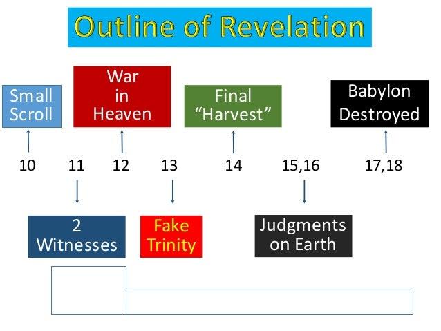 101112131415,1617,18 Small Scroll 2 Witnesses War in Heaven F...