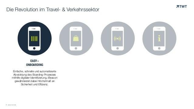 ! ! !& i( Die Revolution im Travel- & Verkehrssektor !EASY- ONBOARDING Einfache, schnelle und automatisierte Abwicklung de...