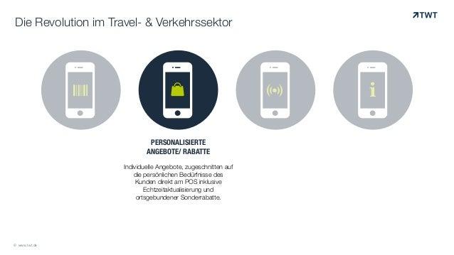 ! ! !i$ ( Die Revolution im Travel- & Verkehrssektor PERSONALISIERTE ANGEBOTE/ RABATTE Individuelle Angebote, zugeschnitte...