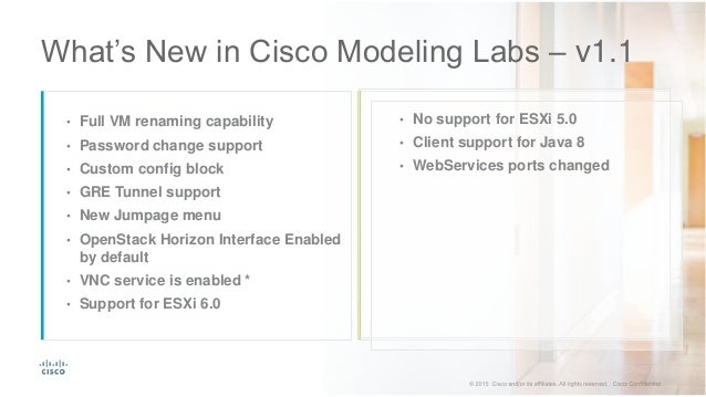 Simulating Networks Using Cisco Modeling Labs (TechWiseTV Workshop)