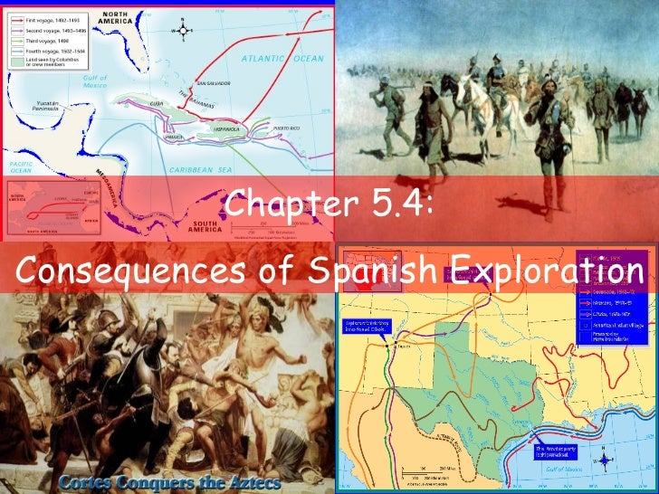 Chapter 5.4: Consequences of Spanish Exploration