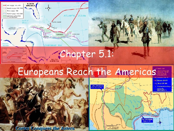 Chapter 5.1: Europeans Reach the Americas