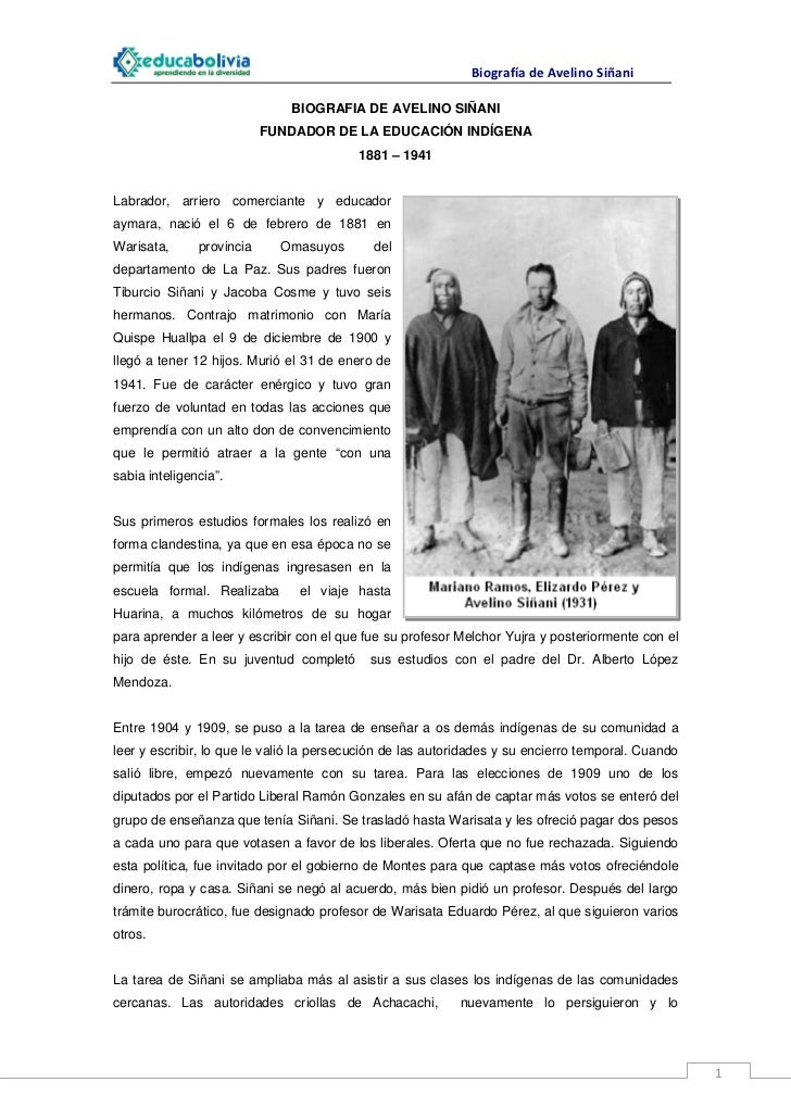 BiografíadeAvelinoSiñani                           ...