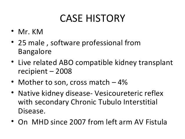 Transplant  glomerulopathy Slide 2