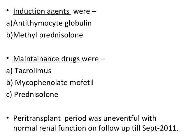 Transplant  glomerulopathy Slide 3