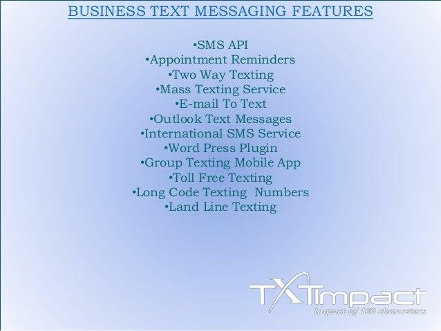SMS Marketing | MMS Marketing | Business Text Messaging