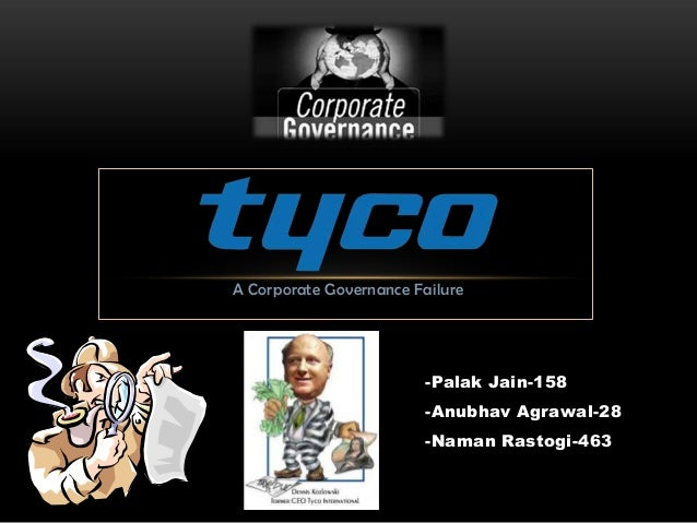 Tyco International- Corporate Malfeasance Essay