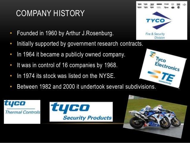Tyco Scam Slide 2