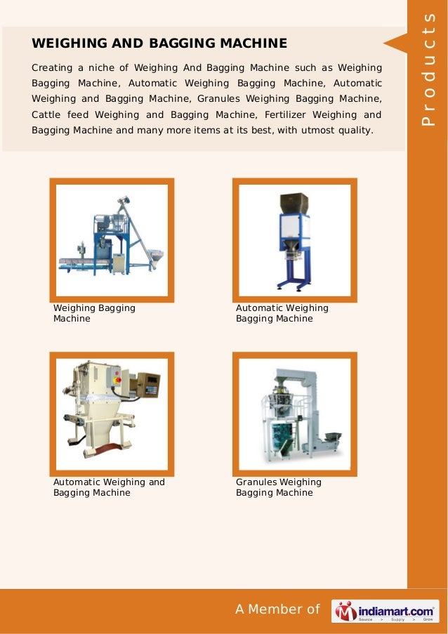 Automatic Weighing Machine by Tyco india-private-limited