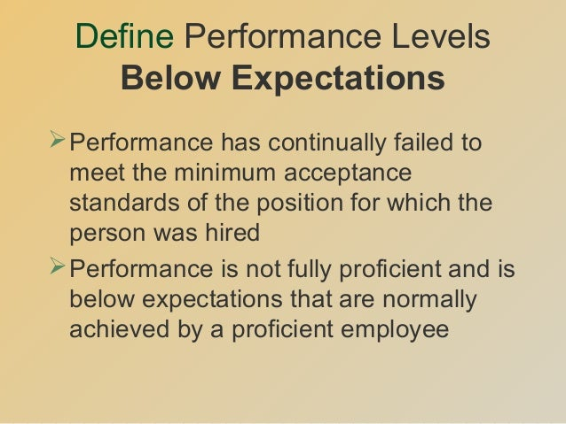 high expectations yield high performance and Teacher conveys that all students are able to produce high quality work and   teacher consistently enforces expectations for student work, effort, and behavior .