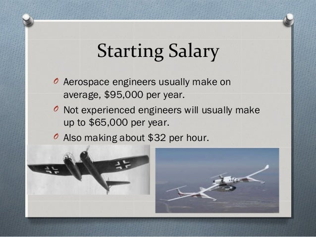 what do aerospace engineers do