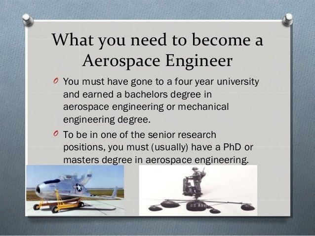 Aerospace Engineer Build