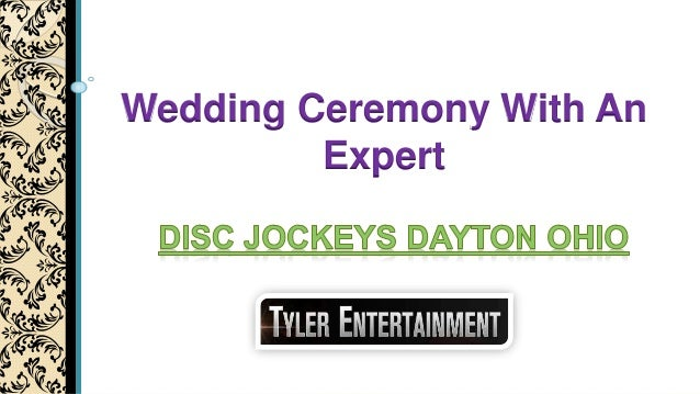 Wedding Ceremony With An Expert
