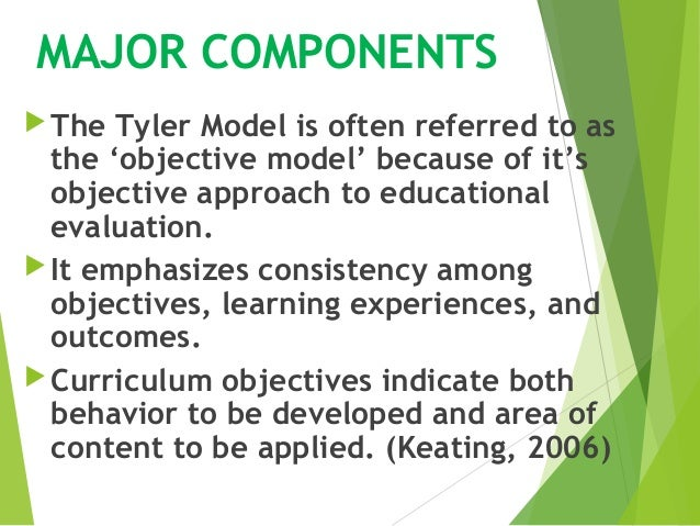 what curriculum models do you prefer why