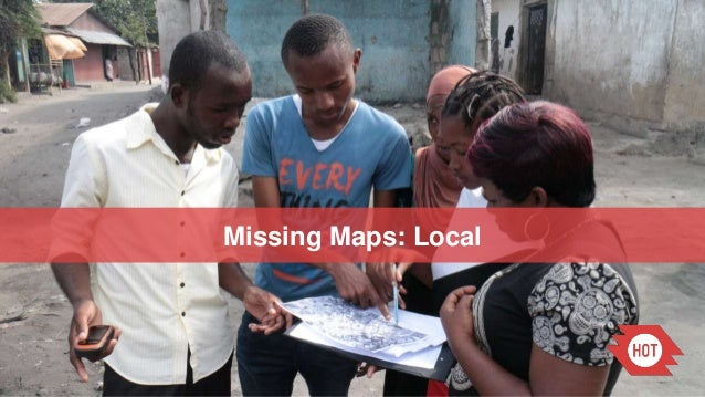 Open mapping for health and humanitarian action using