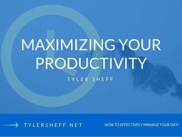 TylerSheff.net
